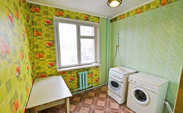 Недорогая трехкомнатная квартира в с. Теряево Волоколамского района